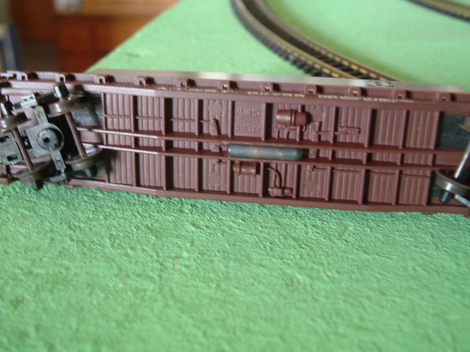 Using RFID on a model railway